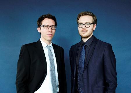 Bastian Obermayer și Frederick Obermaier