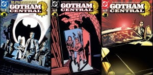 Gotham Central - foto 1