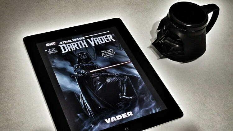 Star Wars Vader foto