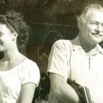 Adriana Ivancich şi Ernest Hemingway (Foto: Roberto Herrera Sotolongo/shootingsportsman.com)