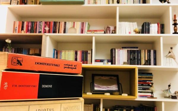 Dostoievski romane