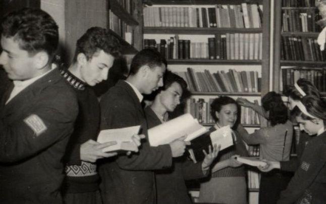 """FOTO: Arhiva Colegiului Naţional """"Ştefan cel Mare"""""""