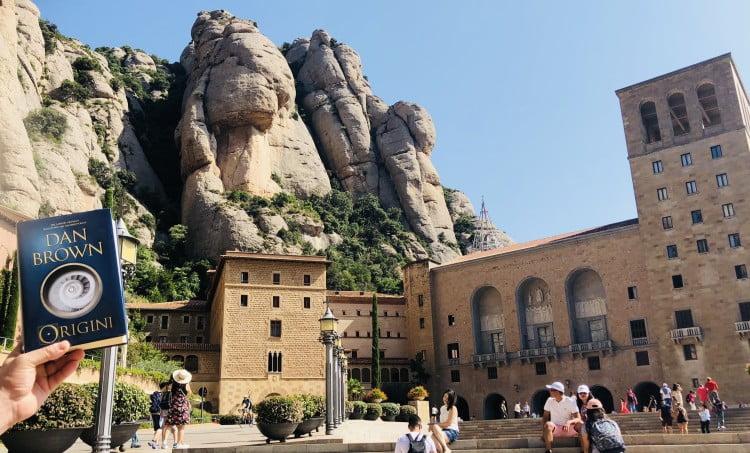 Dan Brown Origini Montserrat 1