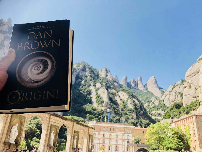Dan Brown Origini Montserrat 2