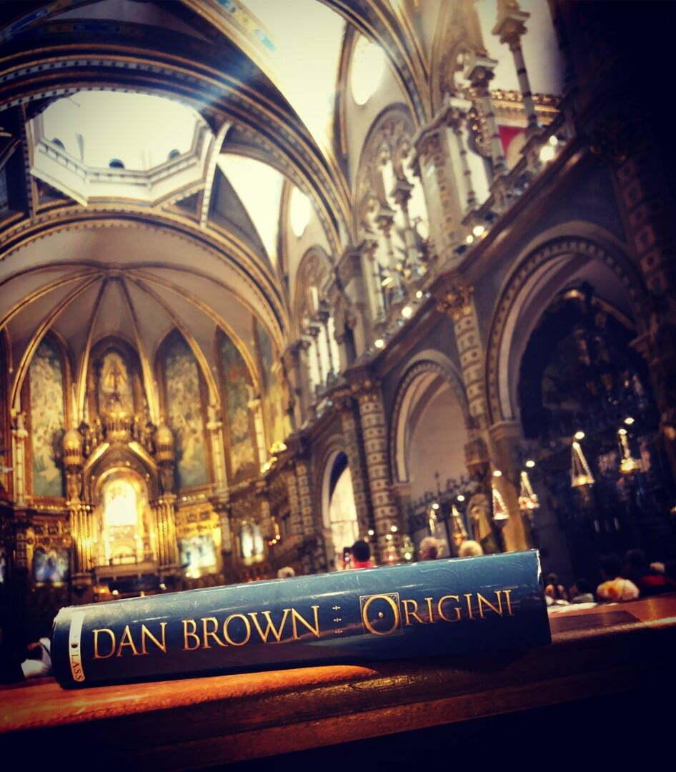 Dan Brown Origini Montserrat 3