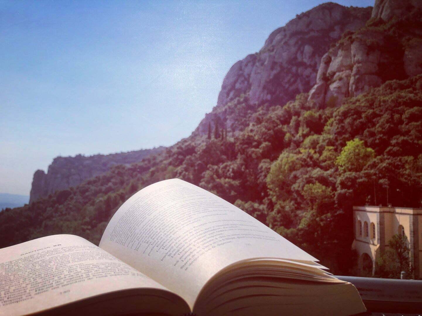 Dan Brown Origini Montserrat 5