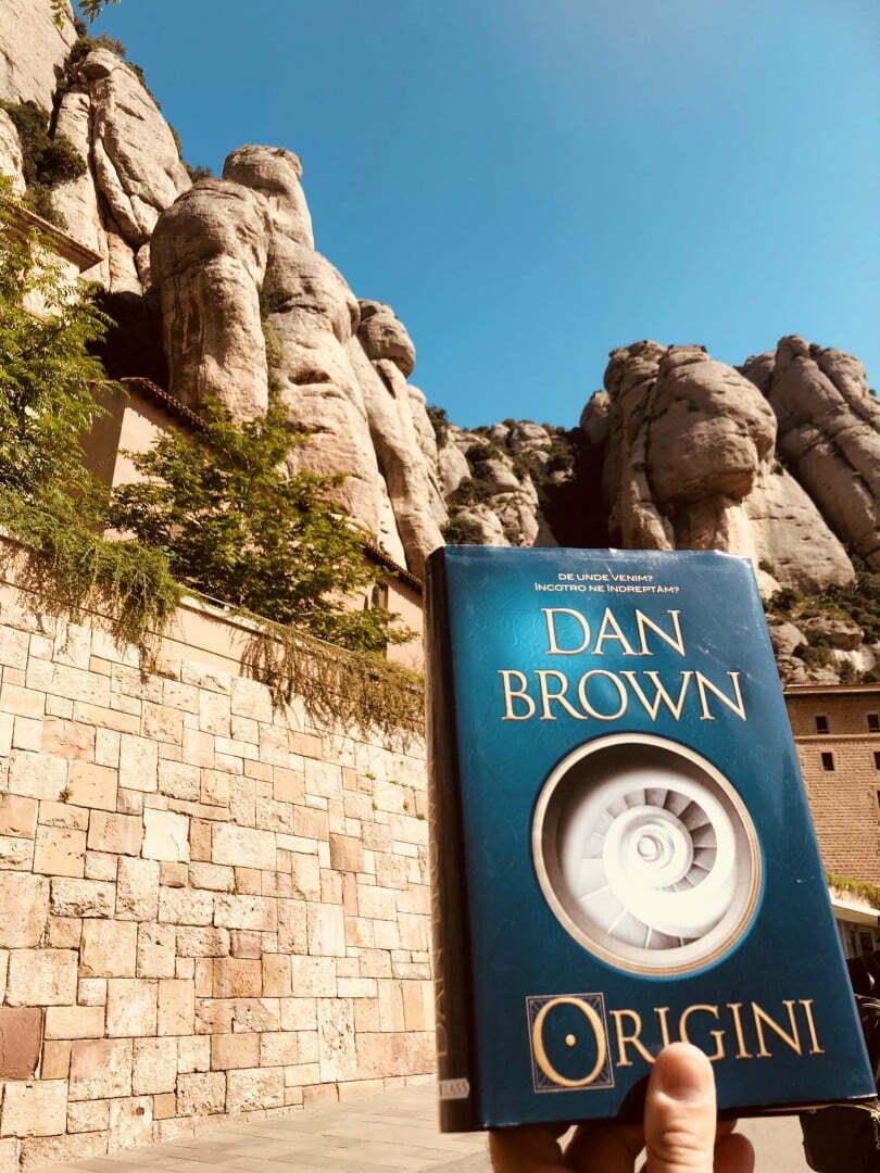 Dan Brown Origini Montserrat 7
