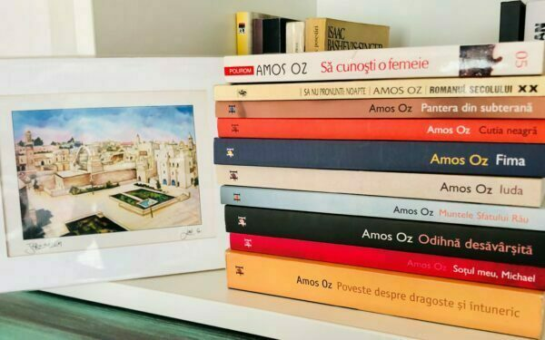 Amos Oz carti