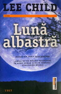 Luna albastra coperta