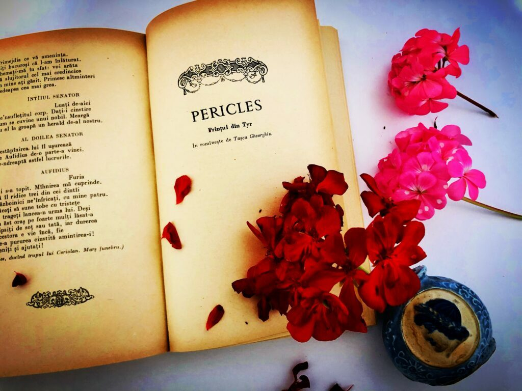 Marsuinul - Pericle