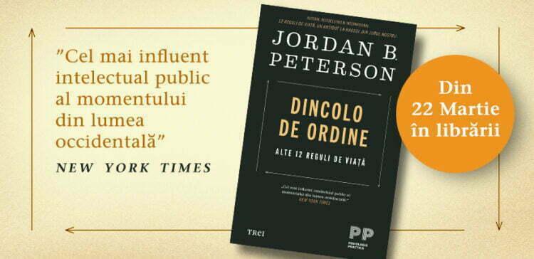reguli de viață Jordan Peterson