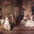 """Antoine Watteau pictează """"Firma lui Gersaint"""" ca reclamă pentru magazinul prietenului său. Secretele tablourilor celebre"""
