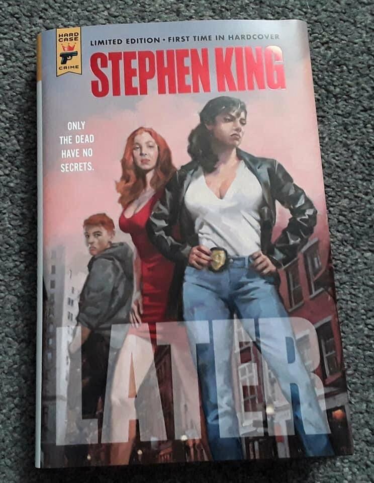 Mai tarziu Stephen King