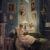 """Cititoare din secolul al XIX-lea, surprinsă de Sir Edward John Poynter în acuarela """"O seară acasă"""". Secretele tablourilor celebre"""
