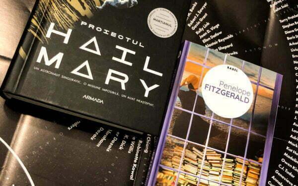 Proiectul Hail Mary si Libraria