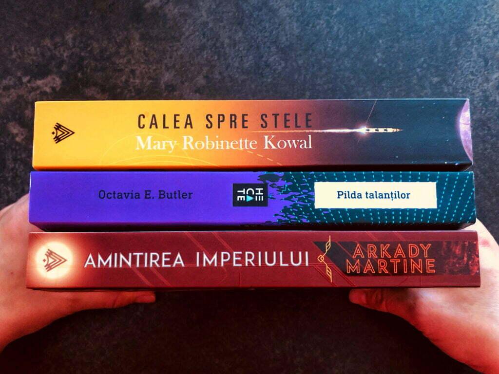 cărți premiate Hugo Nebula