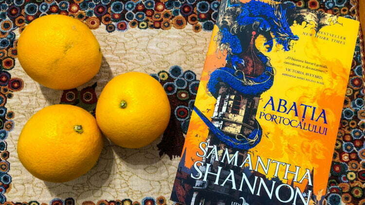 Abatia portocalului